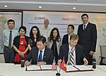 USAID and Coca-Cola Public-Private Partnership to Boost Renewable Energy and Energy Efficiency in Vietnam (30424562905).jpg