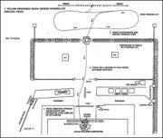 USMC Barracks Lebanon 1983 Map