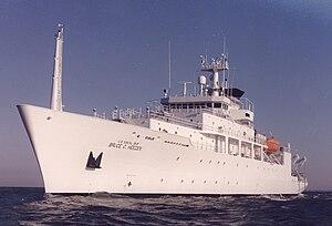 USNS Bruce C. Heezen (T-AGS-64) - Image: USNS Bruce C Heezen T AGS 64 (2)