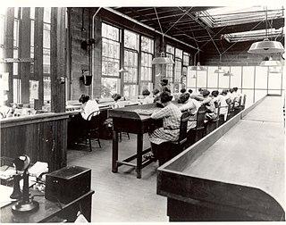 Radium Girls women who died from radium while working as watch painters