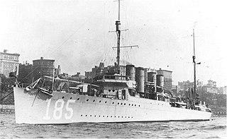 USS <i>Bagley</i> (DD-185)