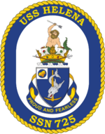 USS Helena SSN-725 Crest.png