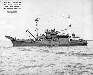 USS <i>Teak</i> (AN-35)