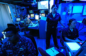 PACIFIC OCEAN (June 17, 2010) Operations Speci...