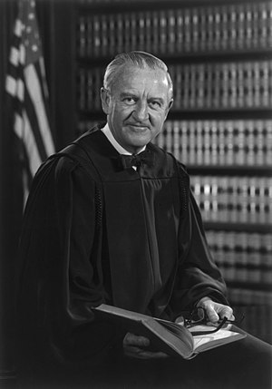 John Paul Stevens - Justice John Paul Stevens's official portrait from 1976.