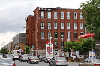 Video game industry - Ubisoft Montreal
