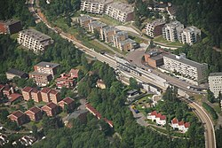 Ullernåsen, Oslo. from air.jpg