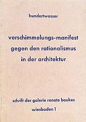 architektur - Hundertwasser Lebenslauf