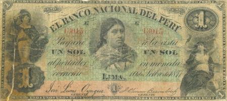 Sol Antigua Moneda Del Perú Wikipedia La Enciclopedia Libre