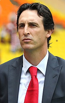 220px Unai Emery 2012 Paris Saint Germain FC un club qui veut devenir capital en Europe