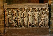 Unidentified tomb - Cathedral of Palermo - Italy 2015 (2).JPG