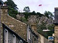 Union Flag Above Settle - geograph.org.uk - 1384516.jpg