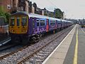Unit 319446 at West Hampstead Thameslink.JPG