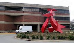 Vista de la escuela de economía de la Universidad de Louisville, en Louisville.