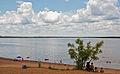 Uruguay River at El Palmar, Entre Rios, Argentina, 1 Jan. 2011 - Flickr - PhillipC.jpg