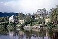 Utsikt mot vest fra Gangbrua (1966) (49693670451).jpg