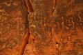 V-Bar-V Petroglyphs, Verde Valley, Arizona (marcegottlieb wikimedia).png