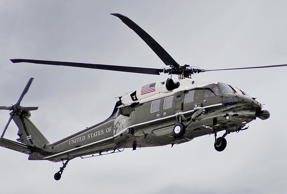 VH-60 Marine One (modified)