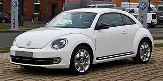 Volkswagen Beetle (A5) Motor vehicle