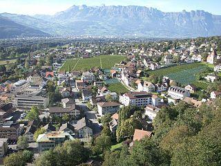 Economy of Liechtenstein National economy