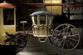 Vagnsmodell Berlinare, Gustav III - Livrustkammaren - 25311.tif