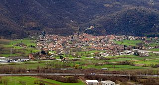 Vaie Comune in Piedmont, Italy