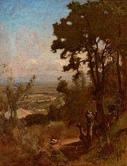Valley Near Perugia