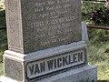 Van Wicklen Headstone 20180821.jpg