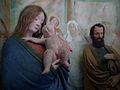 Varallo, Sacra monte, Cappella 8-Presentation of Christ in the Temple 04.JPG
