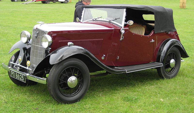 File:Vauxhall 14 V6 (light 6) reg dec 1933 1701 cc.JPG