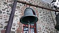 Veleganov Church Bell in German Monastery, Bulgaria.jpg