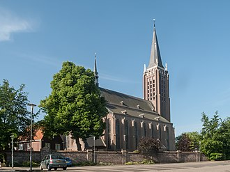 Venray - Image: Venray, de Sint Petrus Bandenkerk RM37209 foto 3 2014 05 18 08.43
