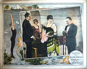 Venus of the South Seas - Lobby card