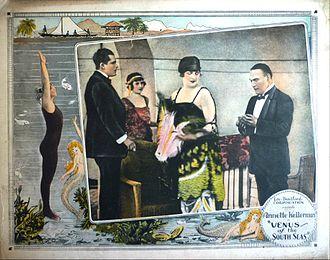 Venus of the South Seas - Lobby card