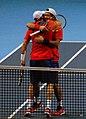 Verdasco Marrero 2013 ATP World Tour Finals.jpg