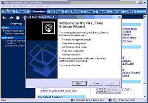 Backup Exec - Veritas Backup Exec 9.1