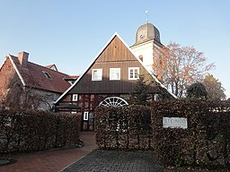 Kirchplatz in Verl