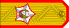 Vice-Marshal rank insignia (North Korea).svg