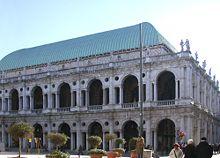 la Basilica Palladiana a Vicenza
