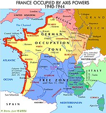 Demarcation Line France Wikipedia