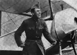 Victor Chapman - Chapman in 1916