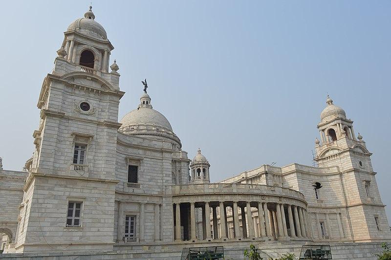File:Victoria Memorial Hall, Kolkata, West Bengal.jpg