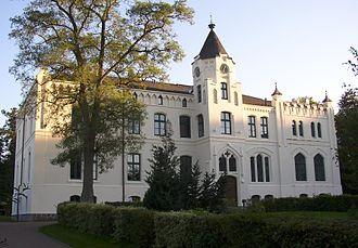 Behren-Lübchin - Manor in Viecheln