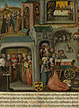 Vier taferelen uit de legende van de heilige Elisabeth van Hongarije Rijksmuseum SK-A-2237.jpeg