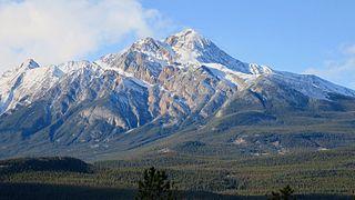mountain in Alberta, Canada