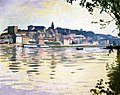 View of Conflans-Sainte-Honorine Albert Marquet (1919).jpg