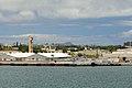 View of Diamondhead from USS Missouri (6179885233).jpg