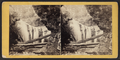 View of Marshall's Falls from below, from Robert N. Dennis collection of stereoscopic views.png