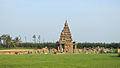 View of Shore Temple, Mahabalipuram.jpg