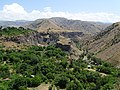 View over Avan Gorge - Garni Temple - Armenia - 02 (19680795562).jpg